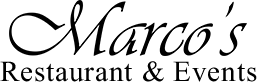Marco's Restaurant & Events