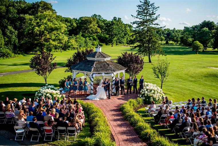 Weddings & Ceremonies at Marco's Restaurants & Events